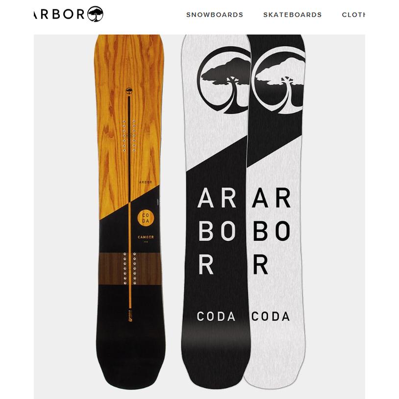 Coda Camber 159 2018/19 Snowboard