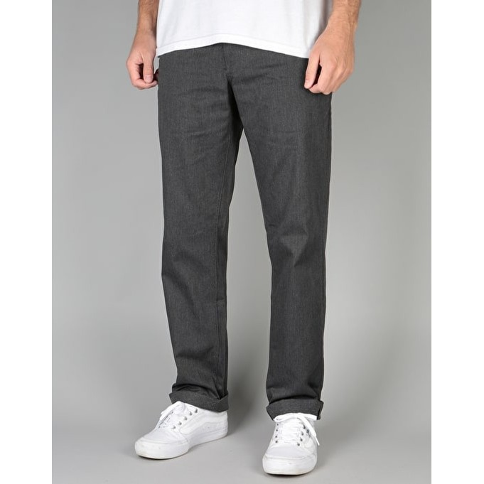 HUF Classic Fit Chino (Grey)