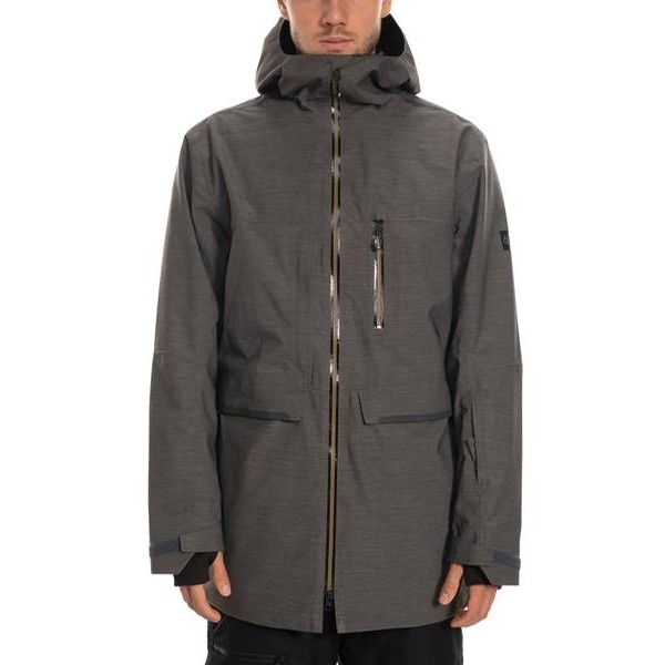 GLCR Eclipse Jacket (Charcoal Heather)