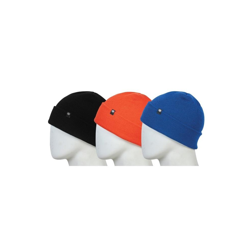 Standard Roll Up Beanie (3 Pack)