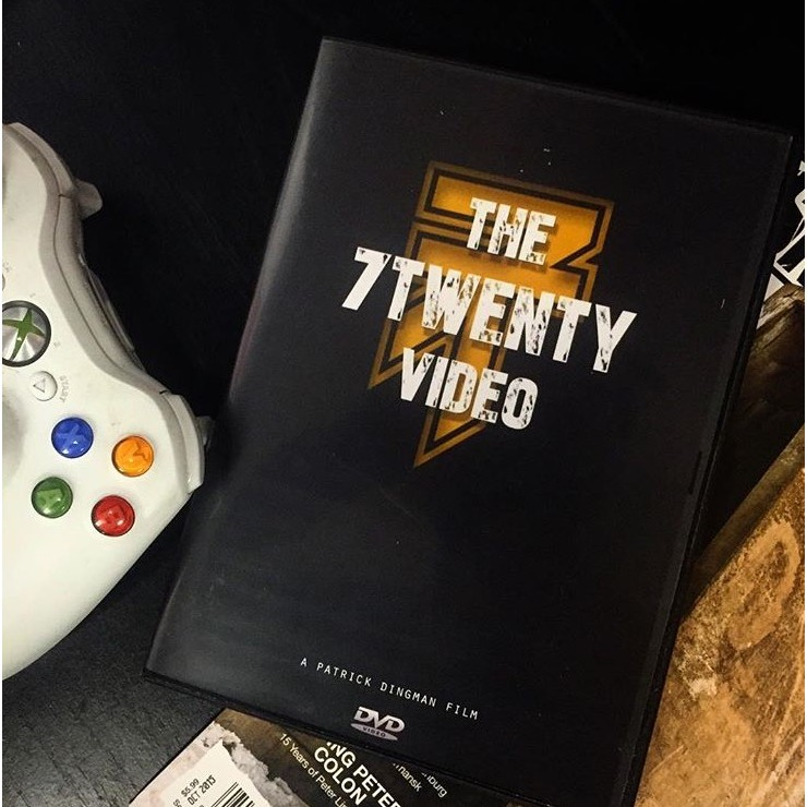 The 7TWENTY Video (DVD)