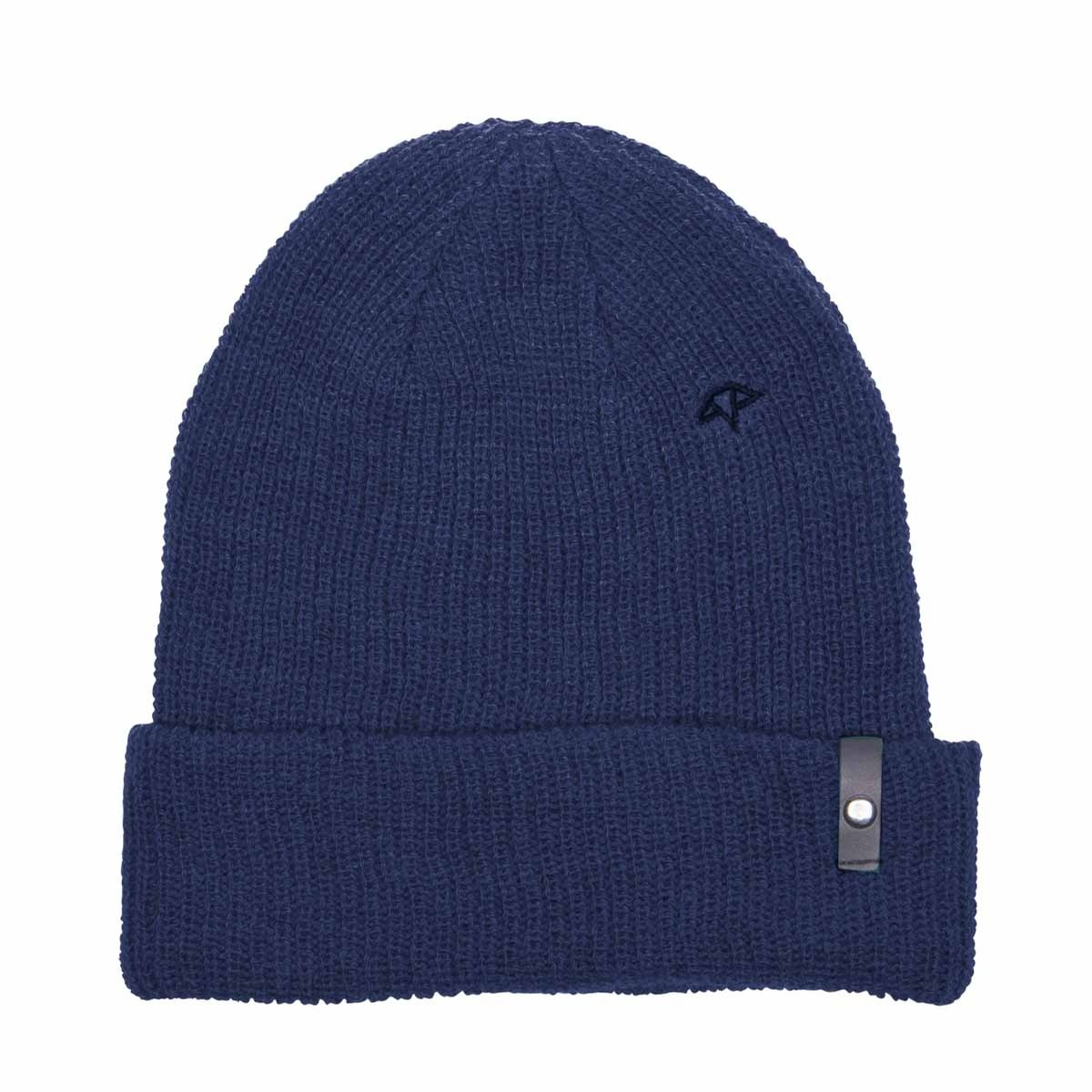 Clan Beanie (Navy Heather)