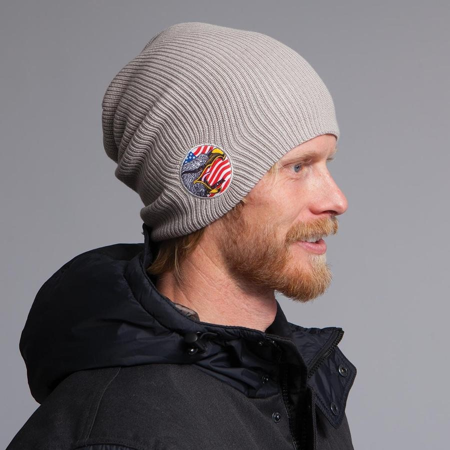 Patch Up Beanie