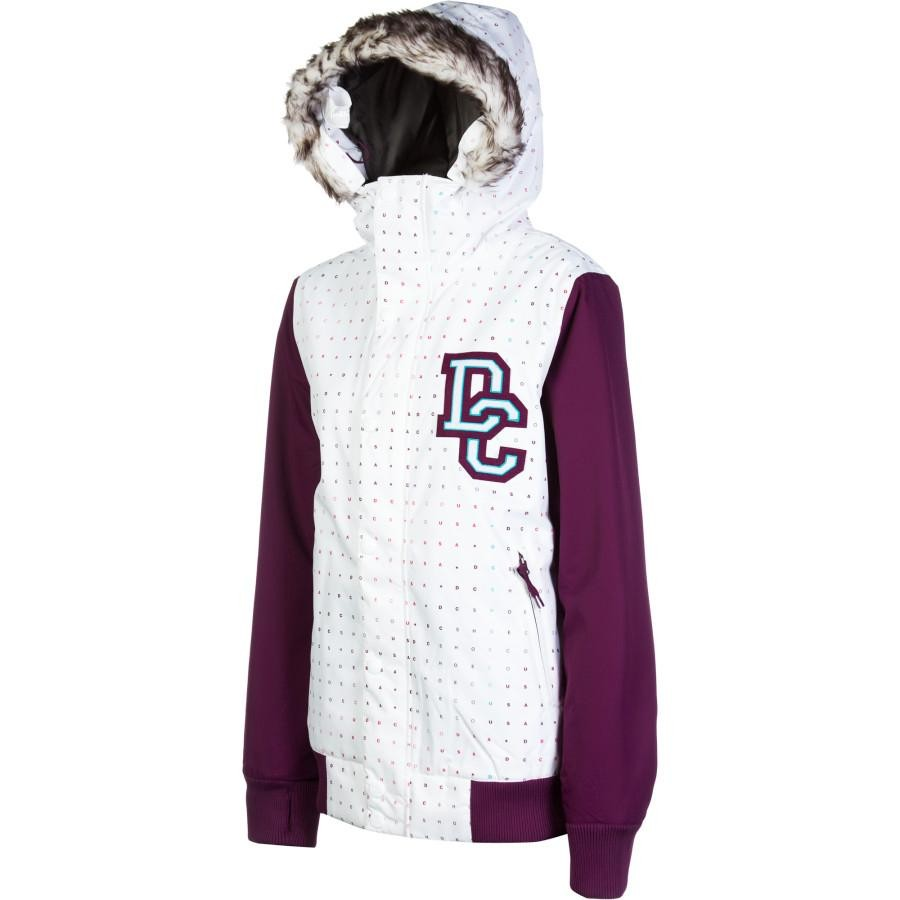Women's Squad Jacket (White)