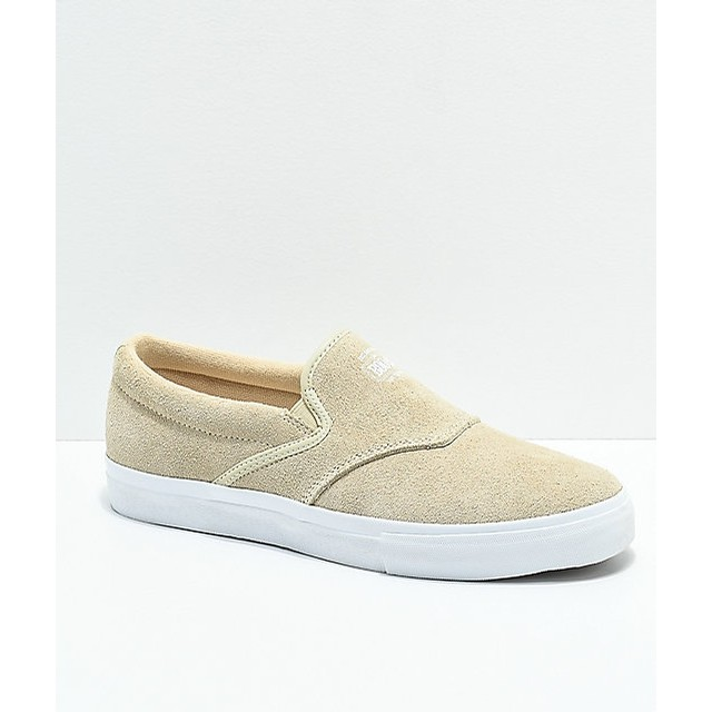 Boo J Shoe (Tan/White)