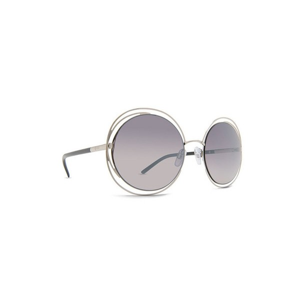 Sparklepower Sunglasses (Silver/Grey Chromel)