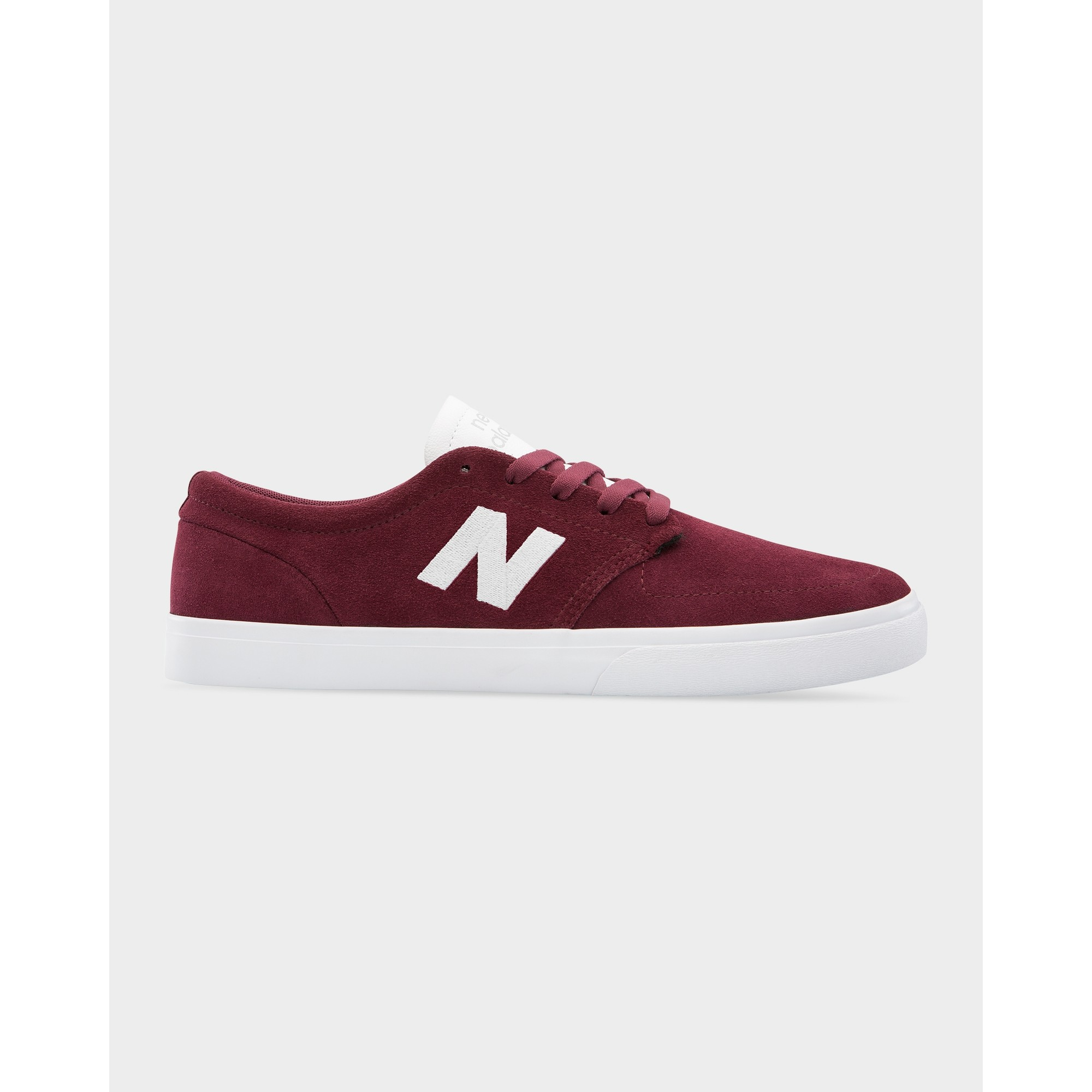 NM 345 TOR (Burgundy/White)