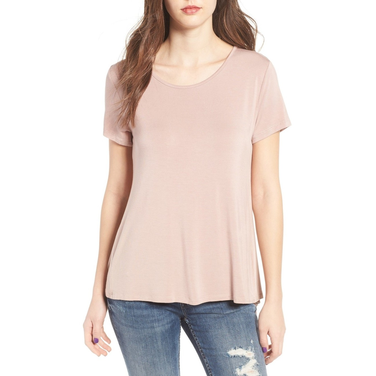 Fate Top (Mauve)