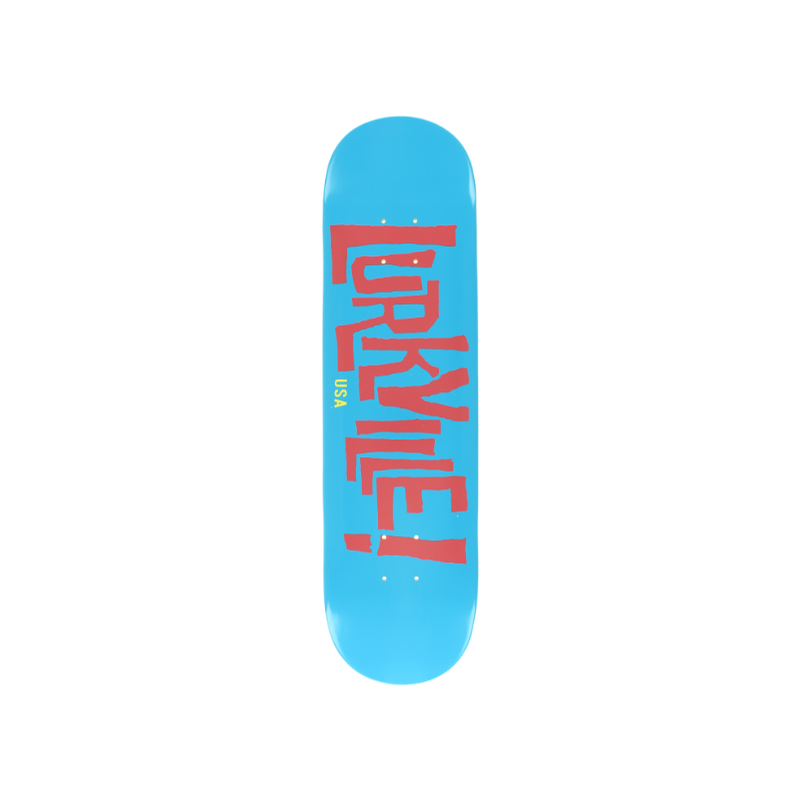 Logo Deck (Blue/Red)