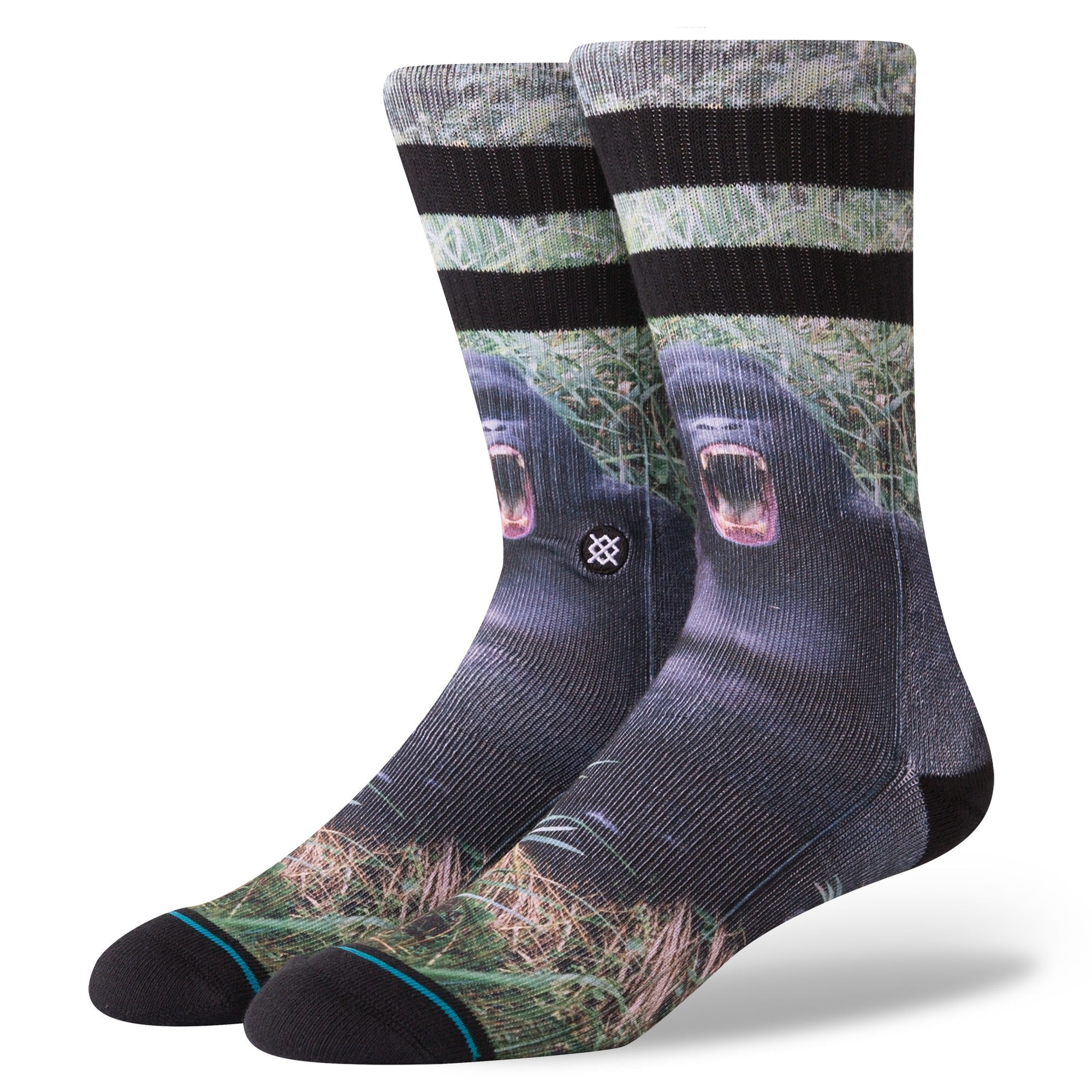Gorilla Sock (Black)