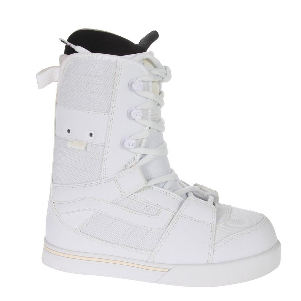 Womens Mantra Snowboard Boot (White)