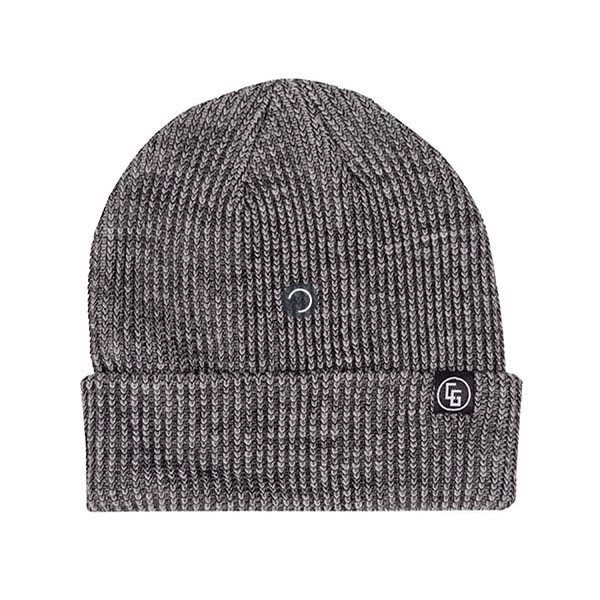 Basic Beanie (Heather Grey)