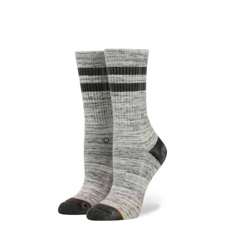 Plain Jane Classic Crew Sock (Black)
