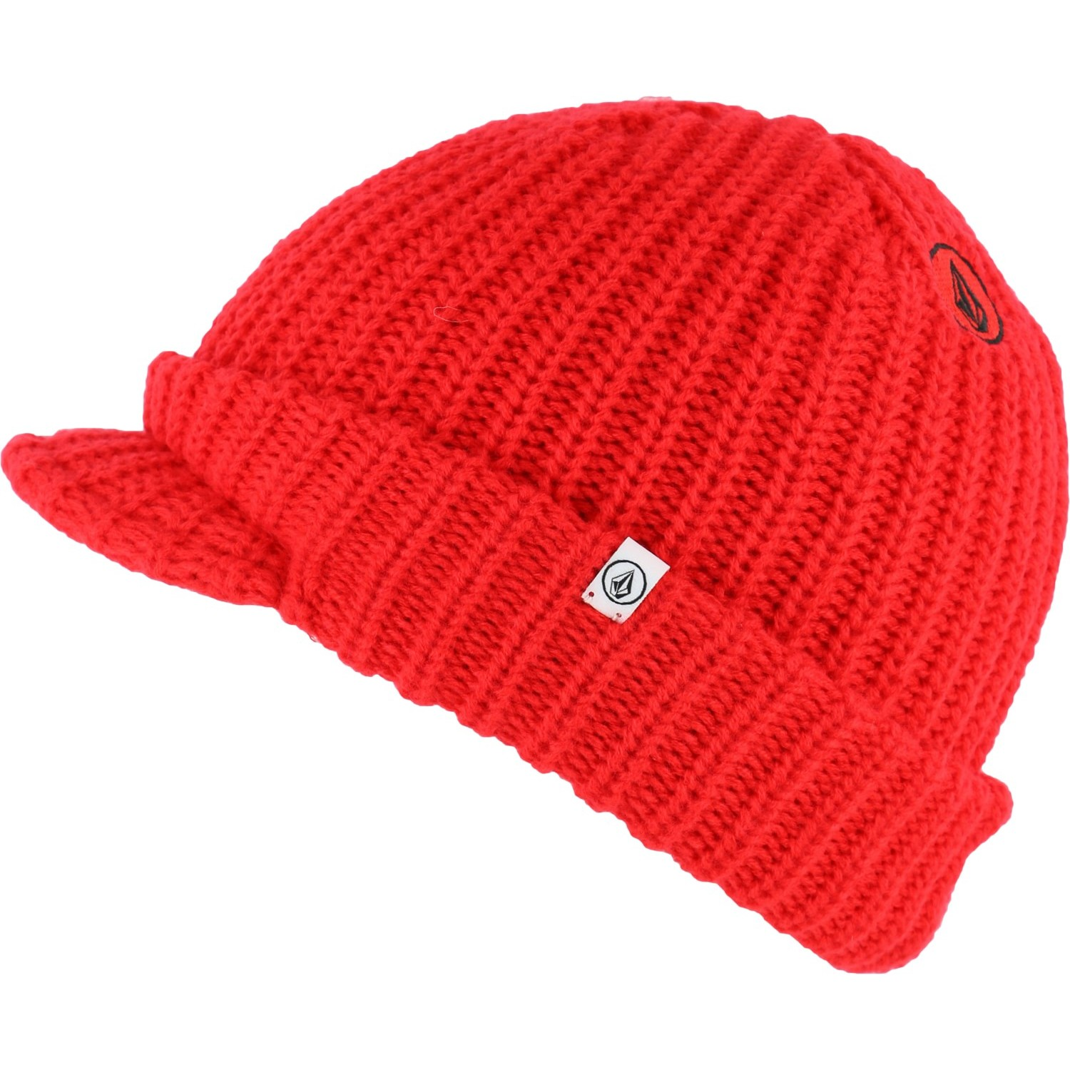 Trucker Beanie (Fire Red)