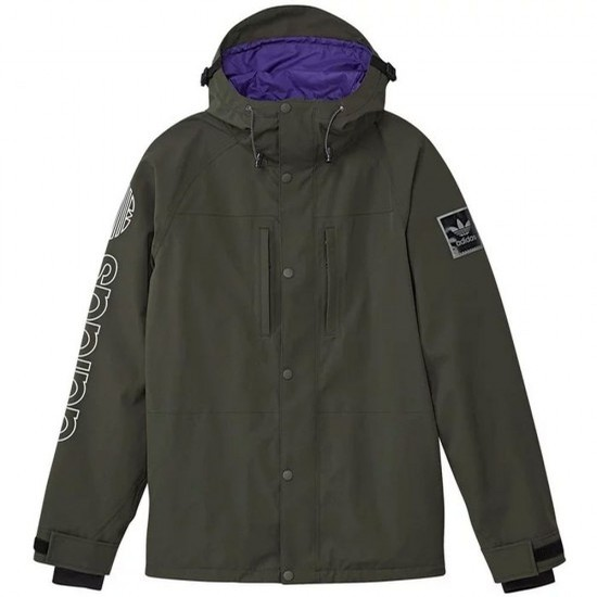 Utility Jackets (Purple)