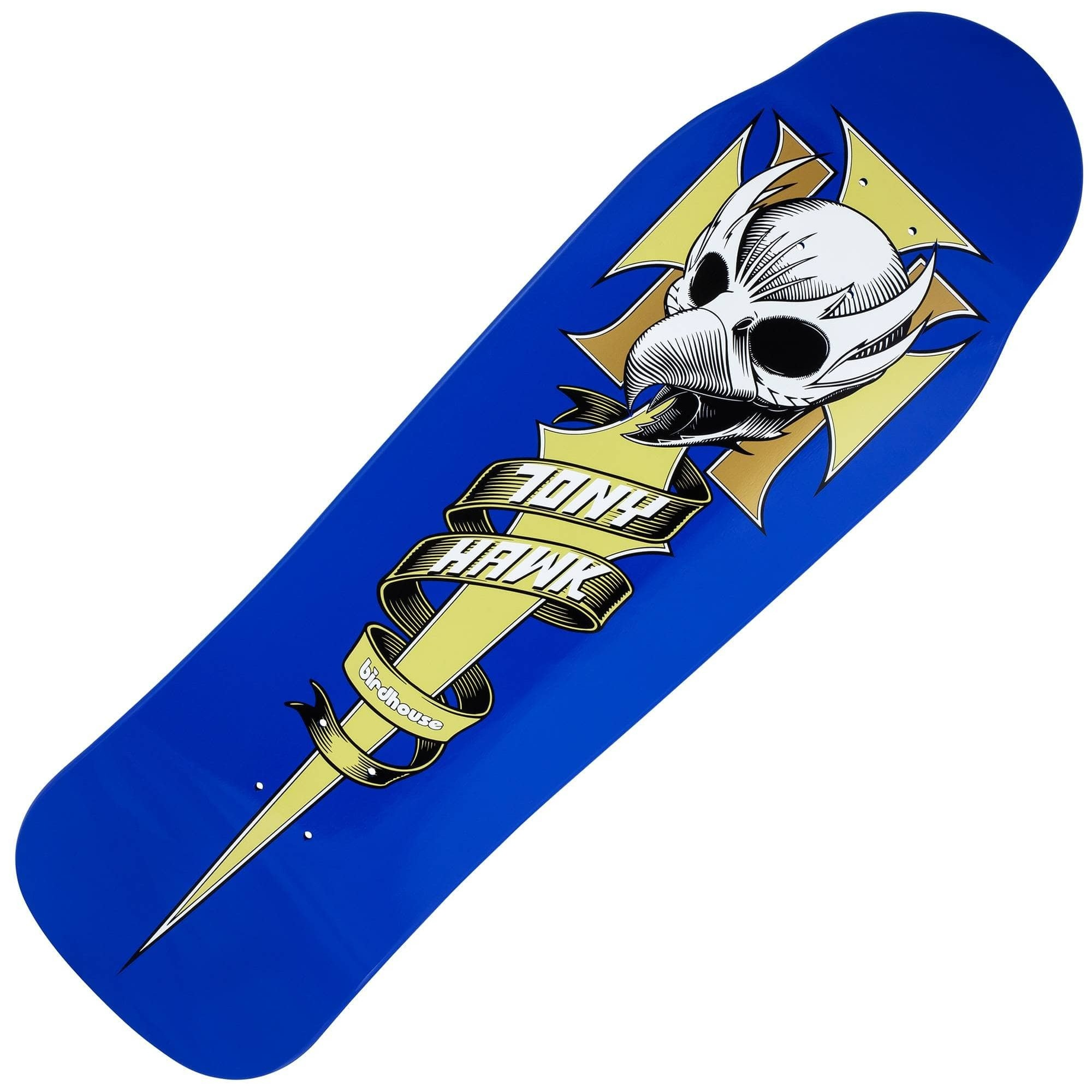 TH Crest Old School Deck