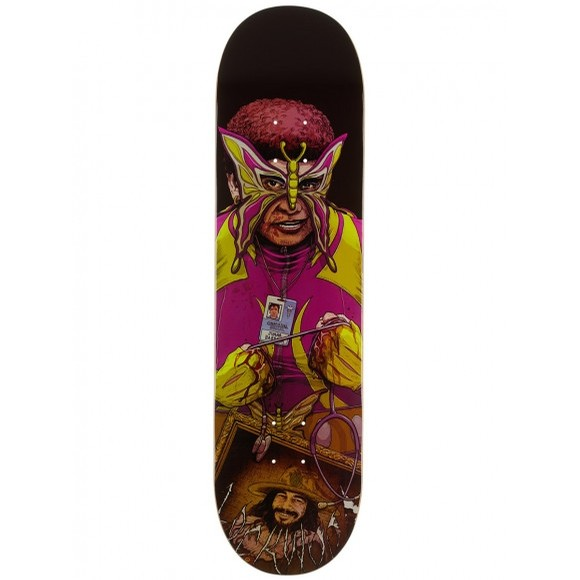 Lockwood Maniacs Deck