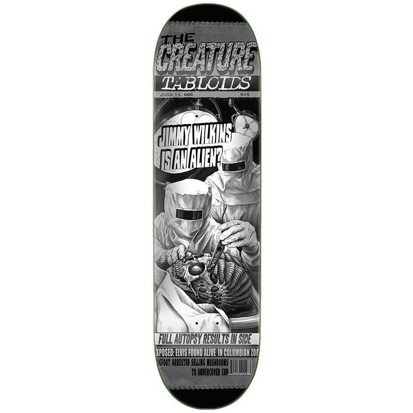 Wilkins Tabloid Deck