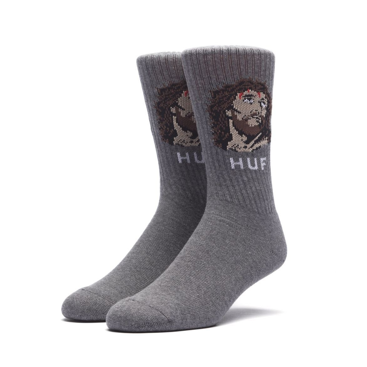 Dec Dudes Series Sock (Charcoal)