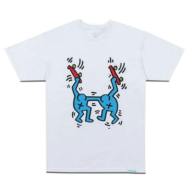 DMND X Keith Haring Stand Together Tee