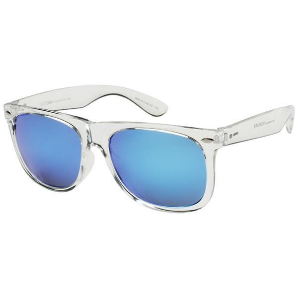 Kerfuffle Sunglasses (Crystal/Clear)