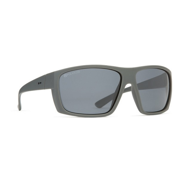 Shizz Sunglasses (Charcoal Satin/Poly Polar)