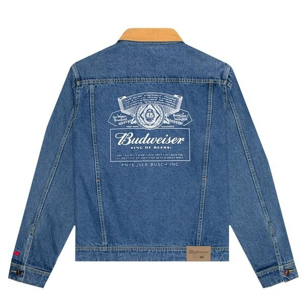 Budweiser Denim Jacket