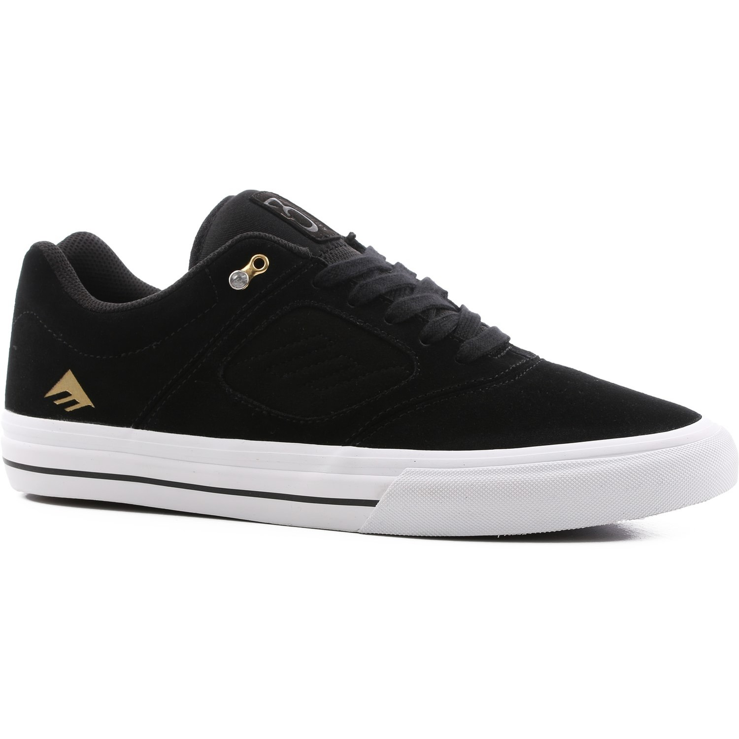 Reynolds 3 G6 Vulc (Black/White/Gold)