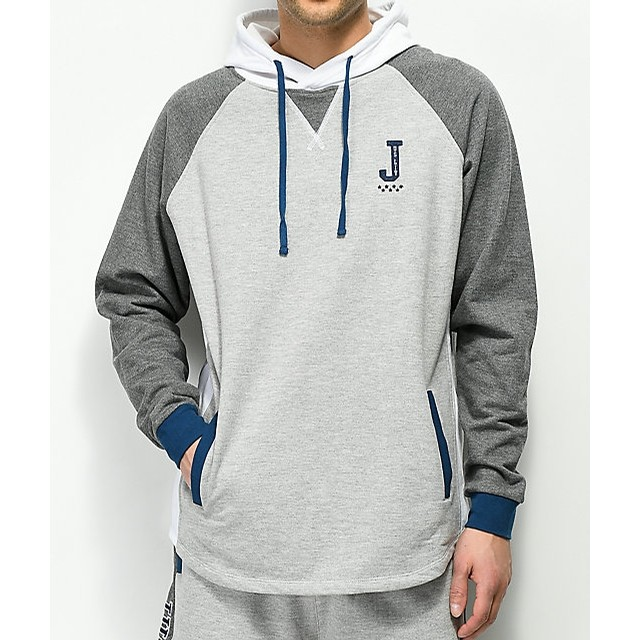 Majors Fleece (Heather Grey)