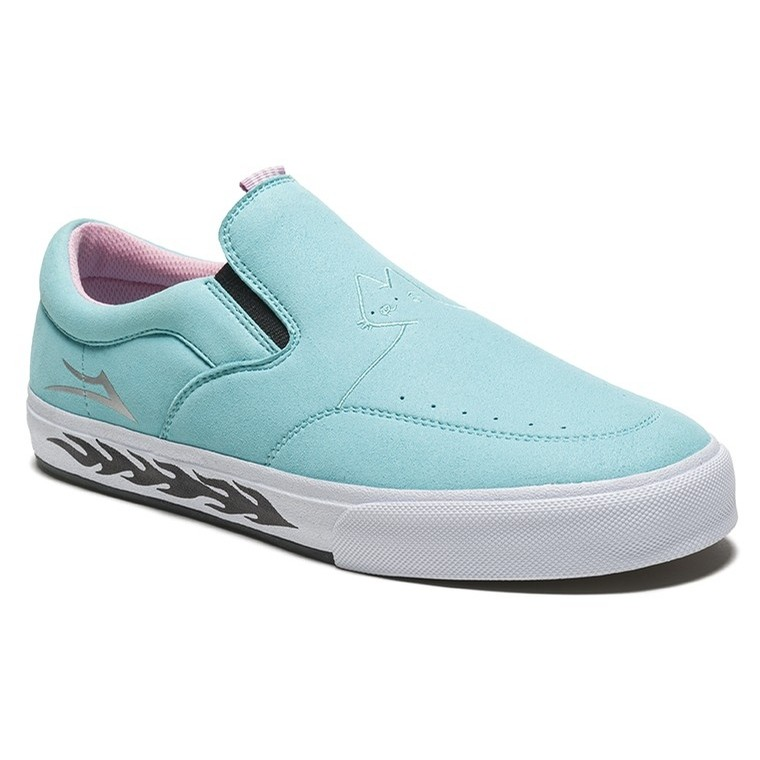Owen Leon Shoe (Sky Blue)
