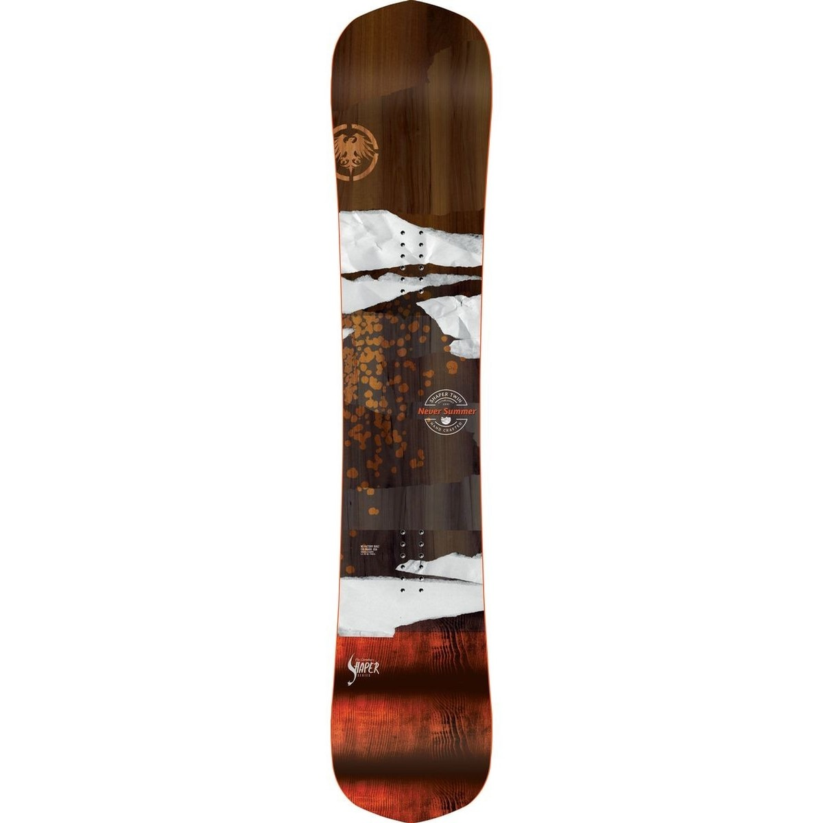Shaper Twin Snowboard CC (2019-20)