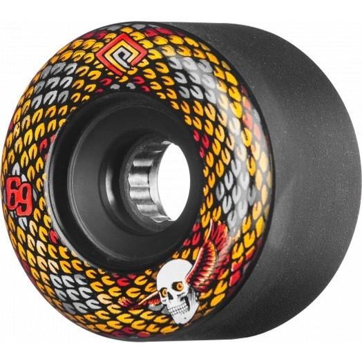 Snake Cruiser Wheels (Black)