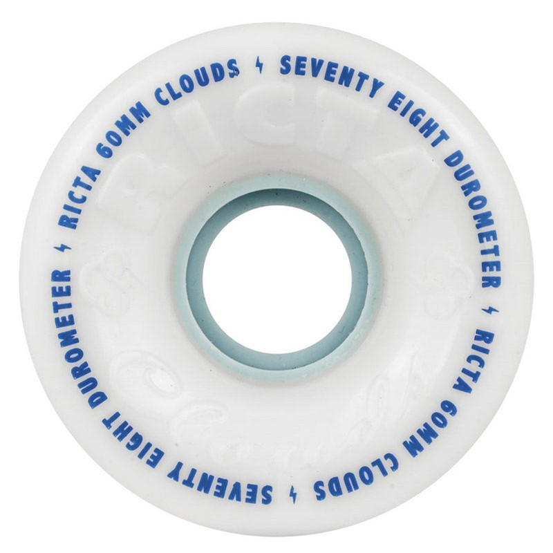 60mm Clouds White 78a