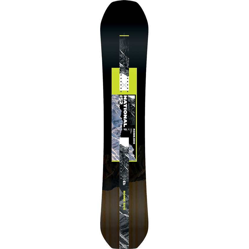 National 2019/20 Snowboard