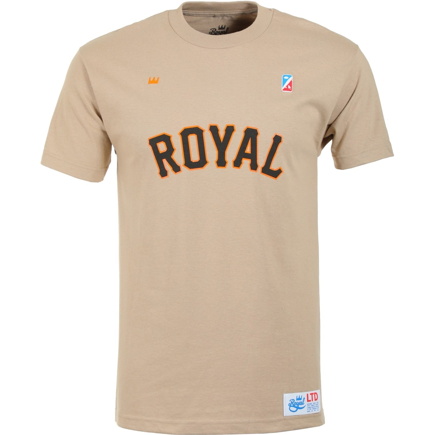 Royal Giant Tee (Sand)