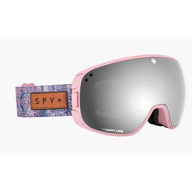 2019-20 Bravo Native Nature Goggle (Pink Happy/Silver Spec Mirror)