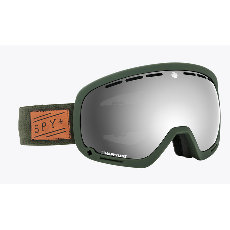 2019-20 Marshall Herringbone Goggle (Happy Grey Grn/Silver Spec Mirror)