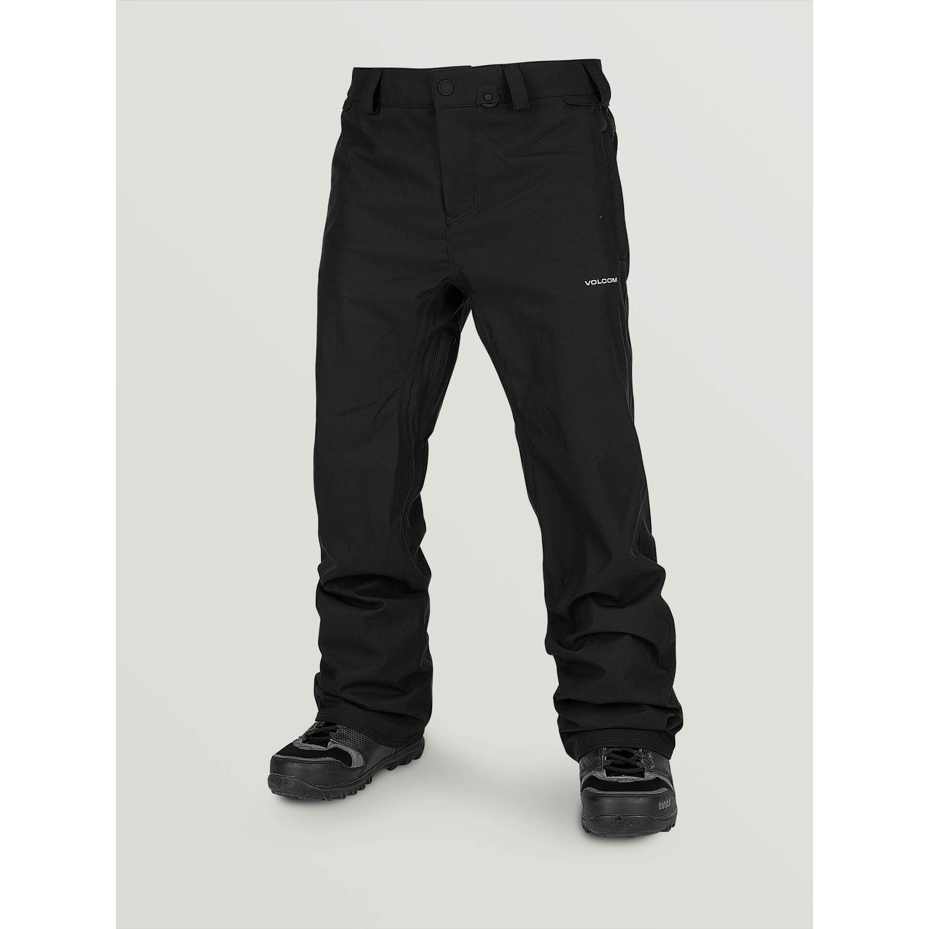 Freakin Snow Chino Pants (Black)