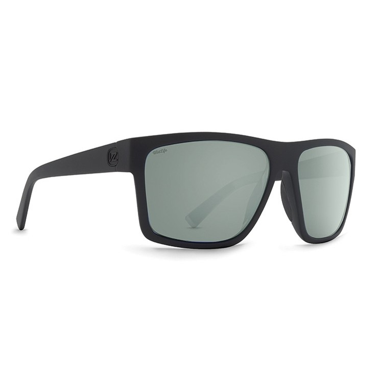 Dipstick Grey Polor Sunglasses (Black/Satin Wild)