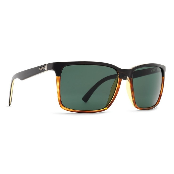 Lesmore Glasses (Black Tort/Vin Grey)