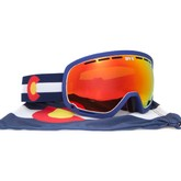 Spy Marshall Shred CO SMU 2013/2014 (Bronze W/Red Spectra + Blue Contact)