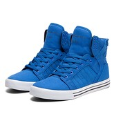 Supra Skytop Shoes | Royal