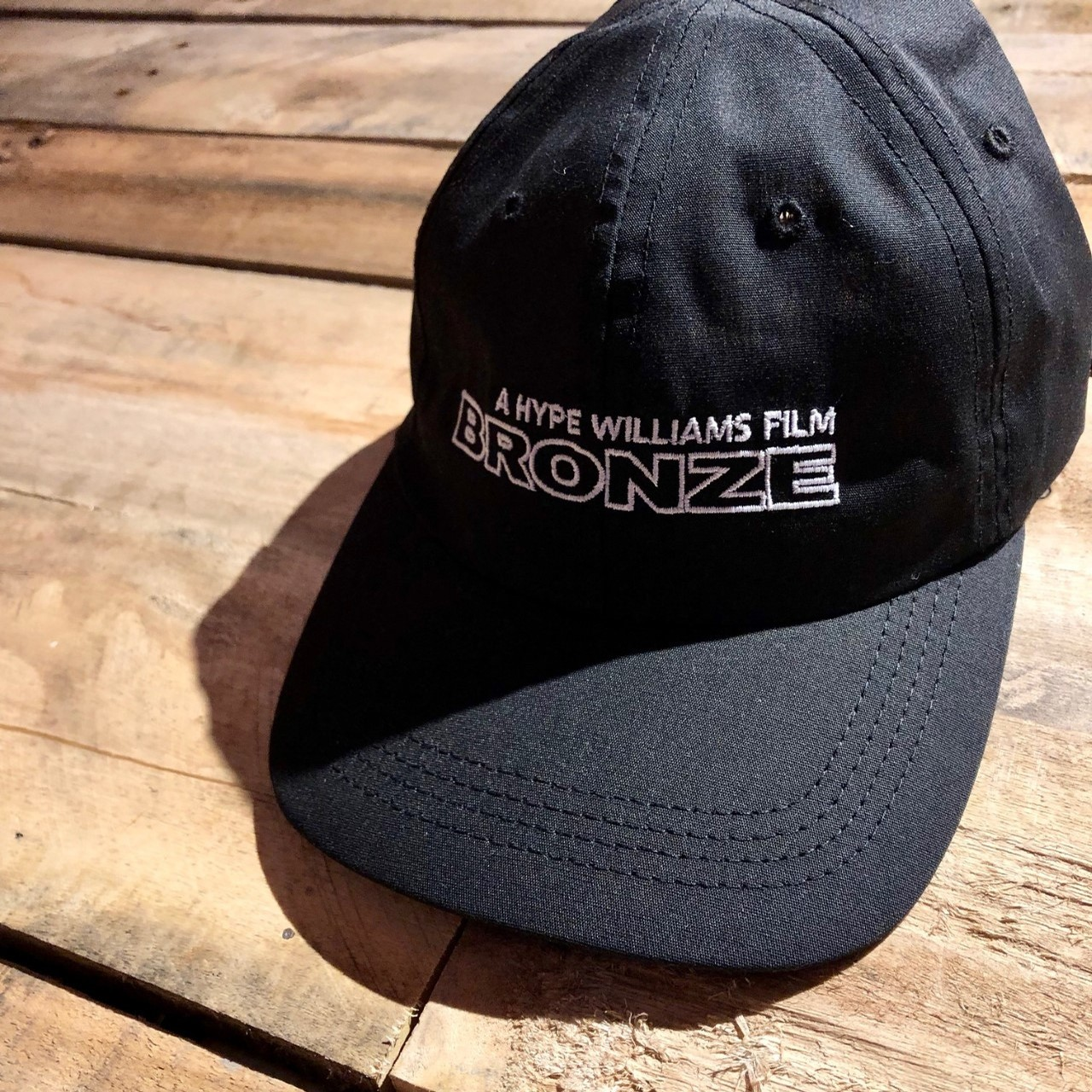 HYPE HAT (BLACK)