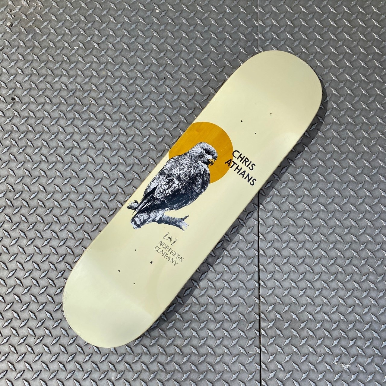 ATHANS RED TAIL DECK