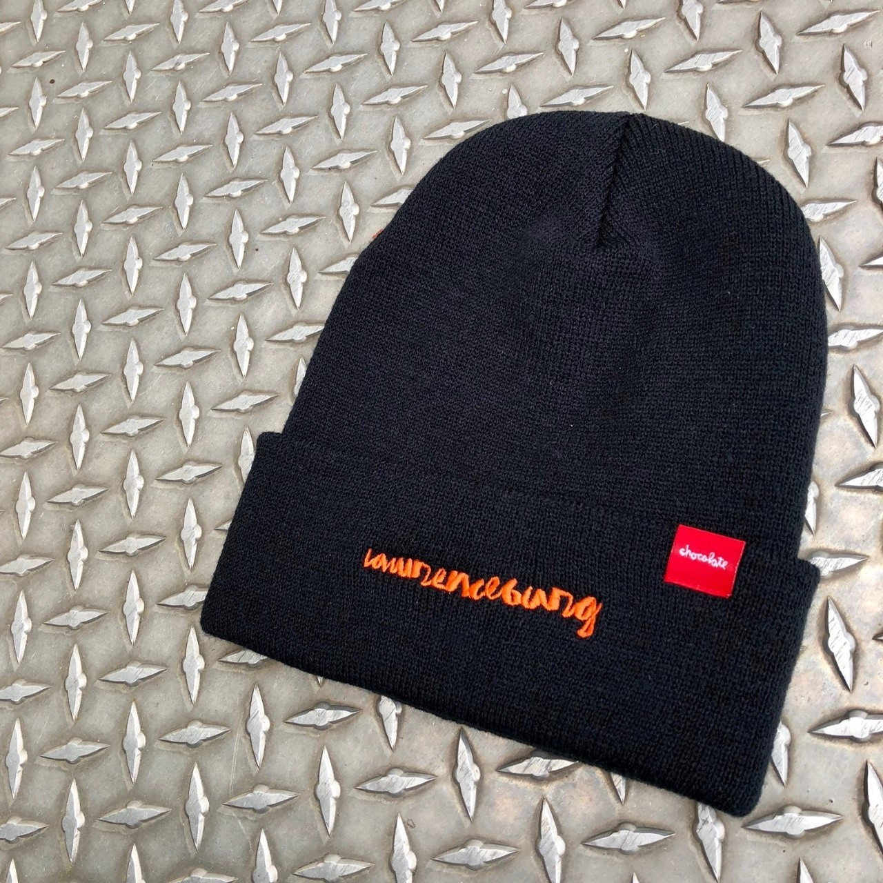 CHUNK THE WORLD LAWRENCEBURG BEANIE (BLACK)