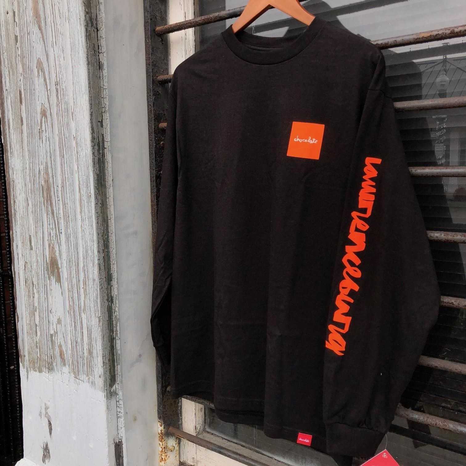 CHUNK THE WORLD LAWRENCEBURG LONG SLEEVE TEE