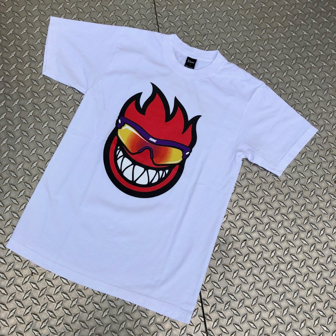 DIME X SPITFIRE TEE