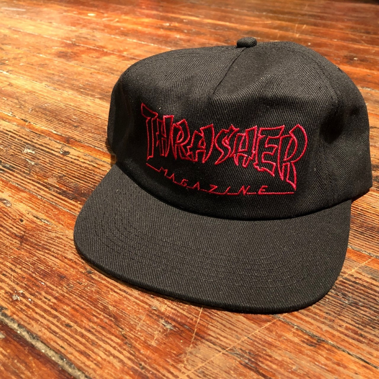 CHINA BANKS SNAPBACK (BLACK)