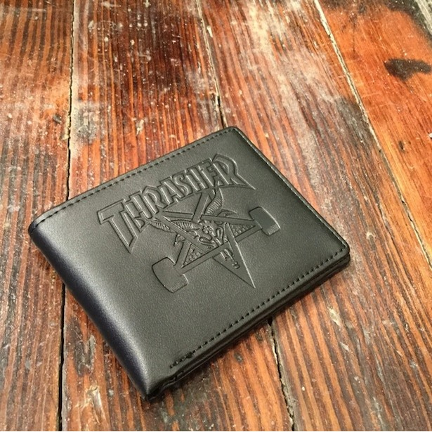 SKATE GOAT LEATHER WALLET
