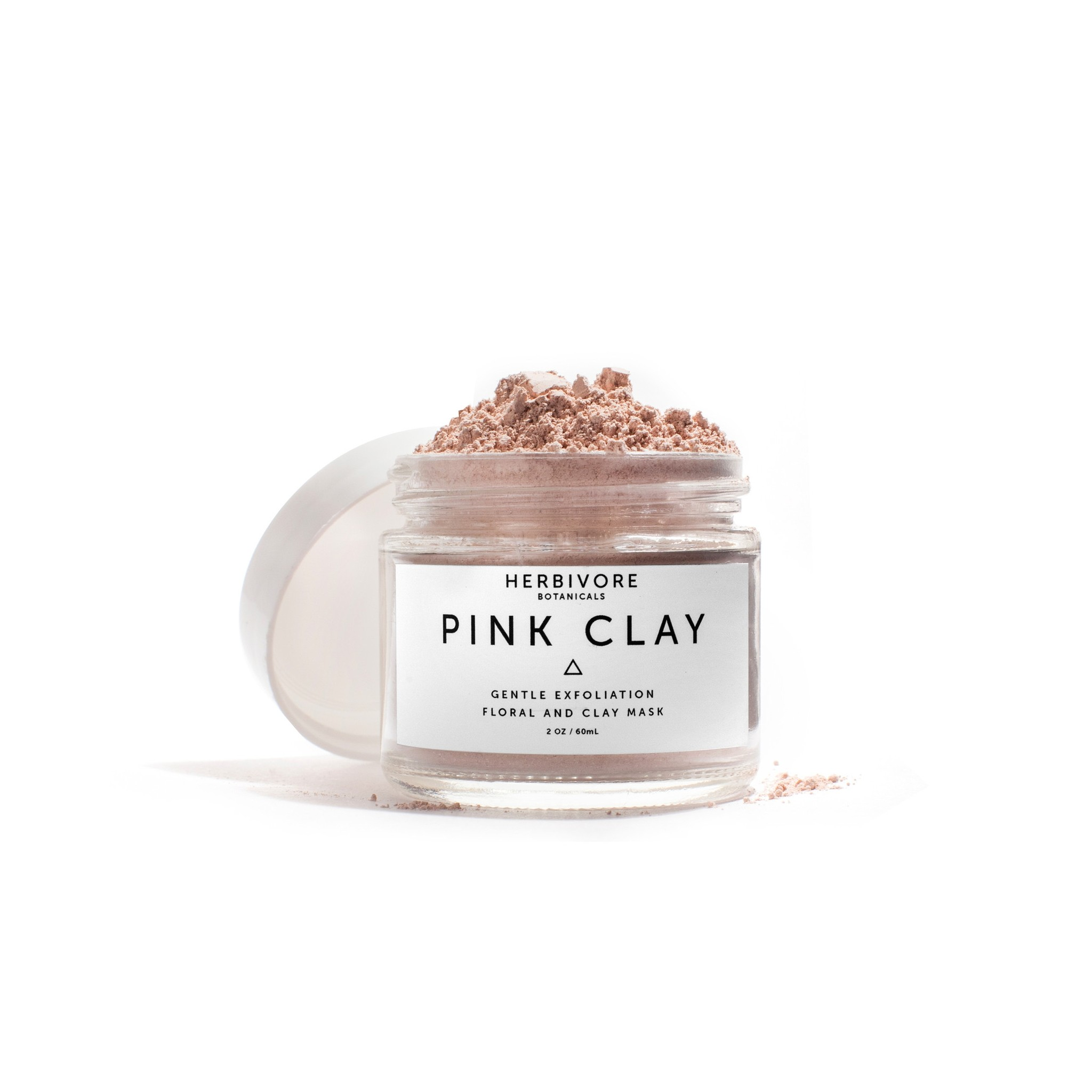 Pink Clay Exfoliating Dry Mask